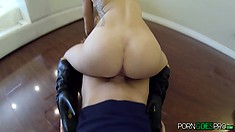 Maia gets fucked and it's all captured in hot POV style for you