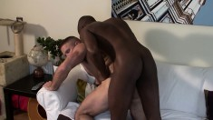 Dirk Caber and JP Richards want to have some interracial fun