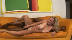 Kayla Prettyman loves it hard, big and black and uses any hole she wants