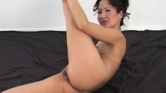 Tiffany is a lusty amateur who enjoys getting naked for the camera