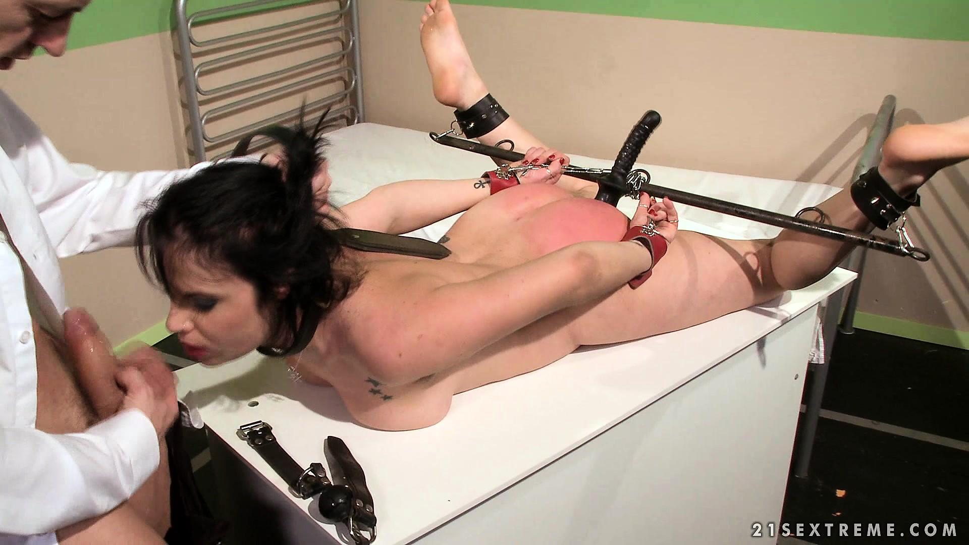 Abused Tits Bondage