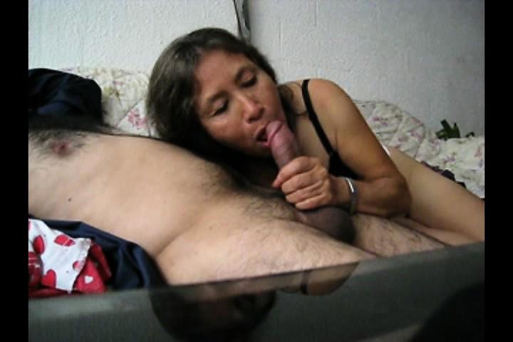 Free porn asian mature blowjob