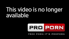 Big boobs brunette get a dick behind