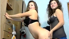 Russian Teens Webcam Show