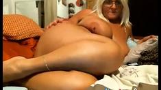 Sexy Amateur Bbw Granny Shows Off