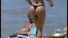 Exuberant Blonde Argentine Girl Delighted Everyone