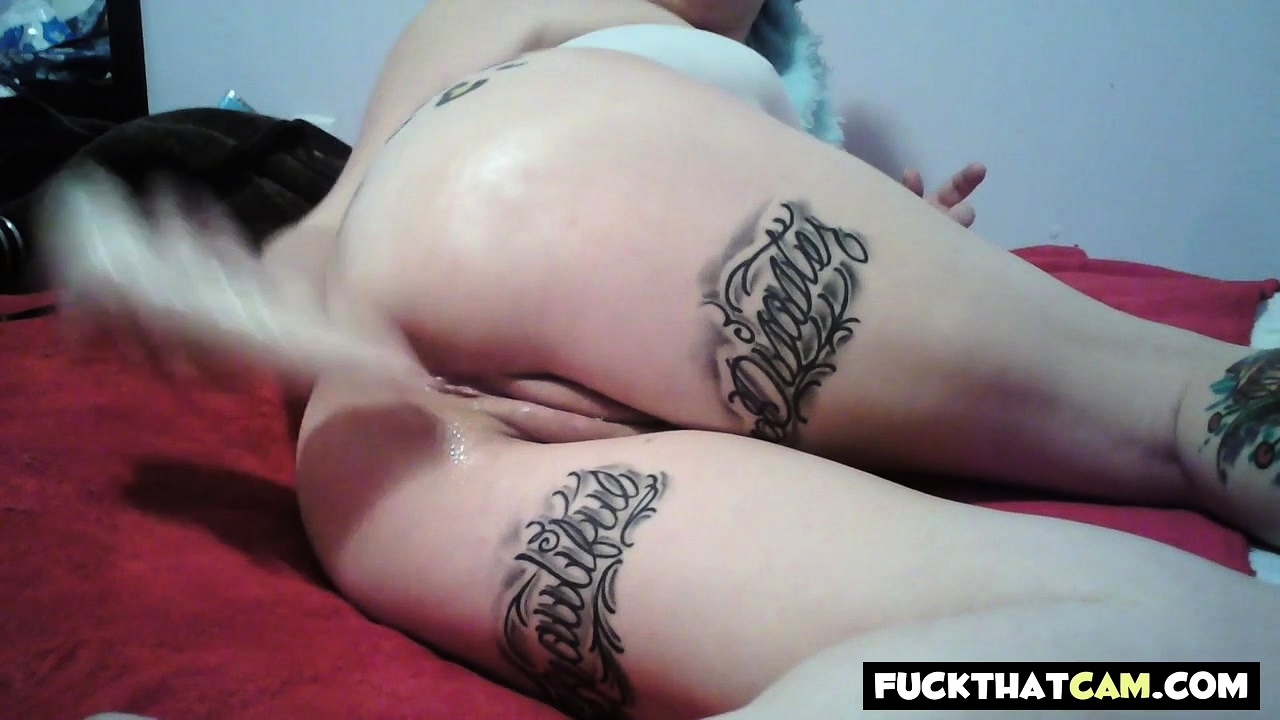 oiled up anal porn