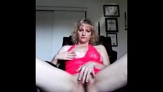 Mature BBW Webcam Masturbation myracequ