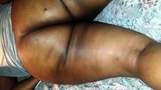 Bbw ebony fat ass