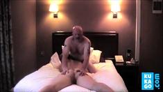 32yo British Ex-gf Hotel Fuck & Creampie With Queef!