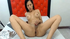 Webcam Shemale Has A Thick And Hard Cock