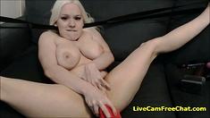 Busty Midget Diana Fuck a Midget Live on Cams