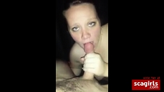 Where you want that cum - I want it all over my face!